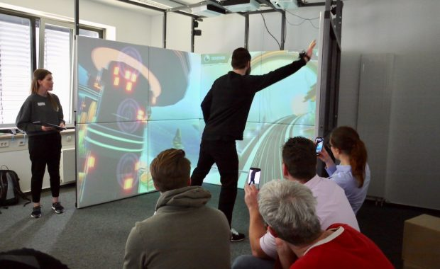 "TU Darmstadt stellt ""Serious Games"" Showroom vor"